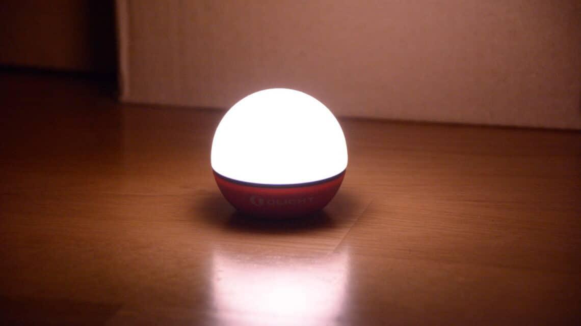 En test : Obulb, le bulbe lumineux de chez Olight… pratique ou inutile ?